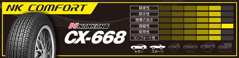 NANKANG sportnex CX-668
