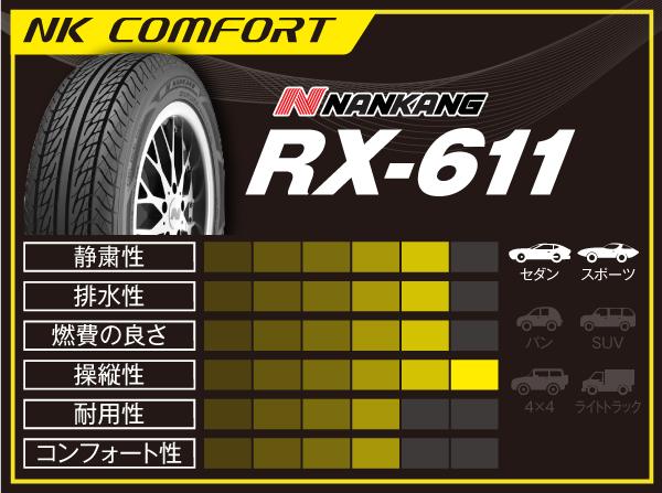 NANKANG sportnex XR-611