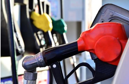 高速道路のガソリンの価格